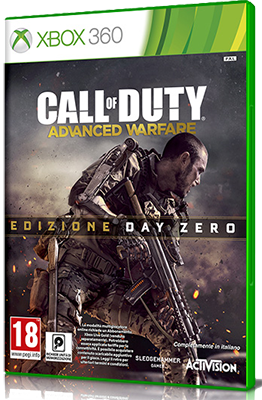 [XBOX360] Call of Duty: Advanced Warfare (2014) - MULTI ENG