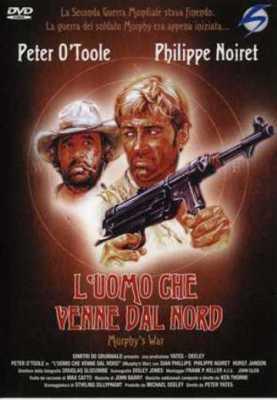 L'uomo che venne dal Nord - Murphy's War (1970) Dvd9 Copia 1:1 Ita - Multi