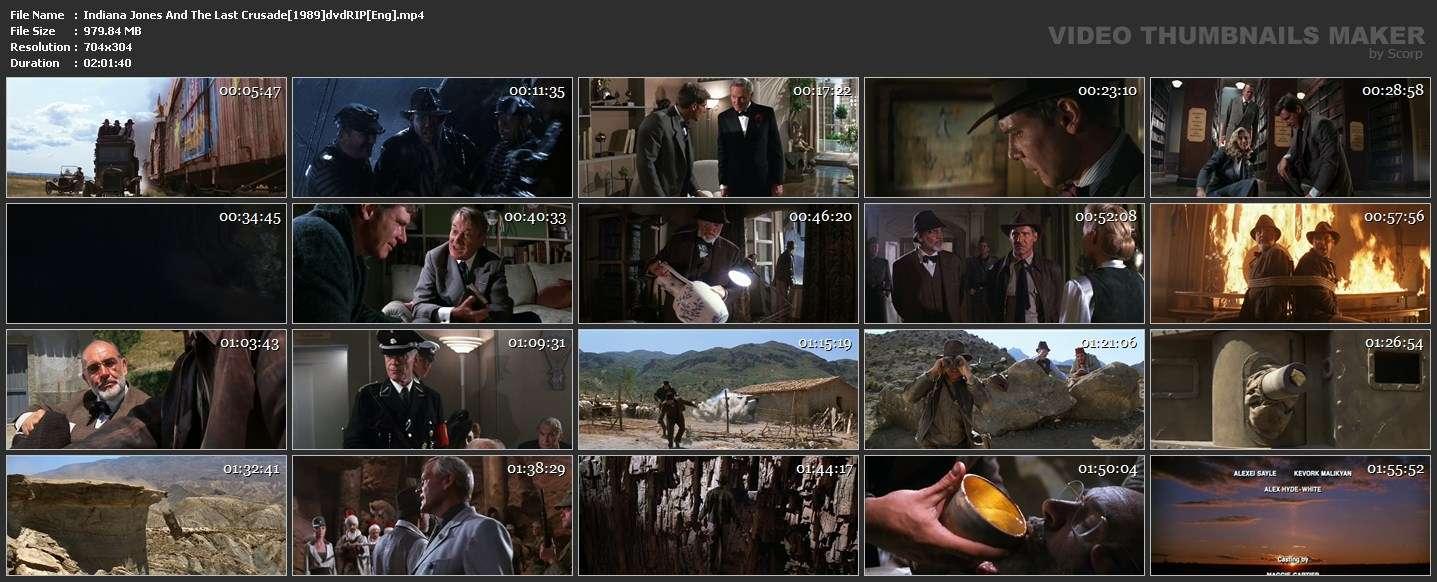 Indiana Jones and the Last Crusade  amazoncom
