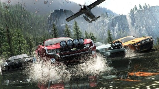 [XBOX360] The Crew (2014) - FULL ITA